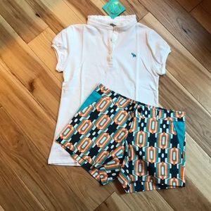 Pants - NWT Tracy Negoshian shorts